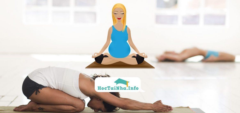 Review – Khoá Học Yoga Bầu Online Siêu Hữu Ích Cùng Luna Thái