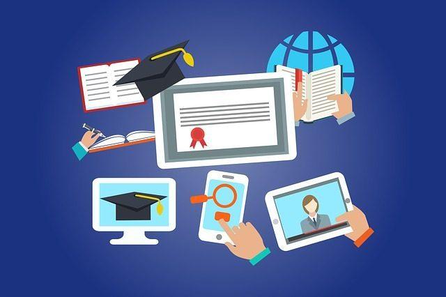Tự học online tại nhà