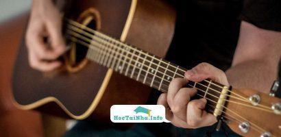 5 Khoá Học Guitar Online Hay Nhất Từ Hiển Râu, Haketu Cho Người Mới