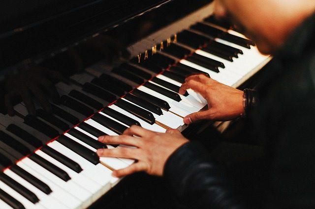 học piano online tại nhà