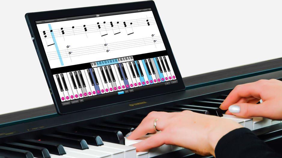 tự học piano online