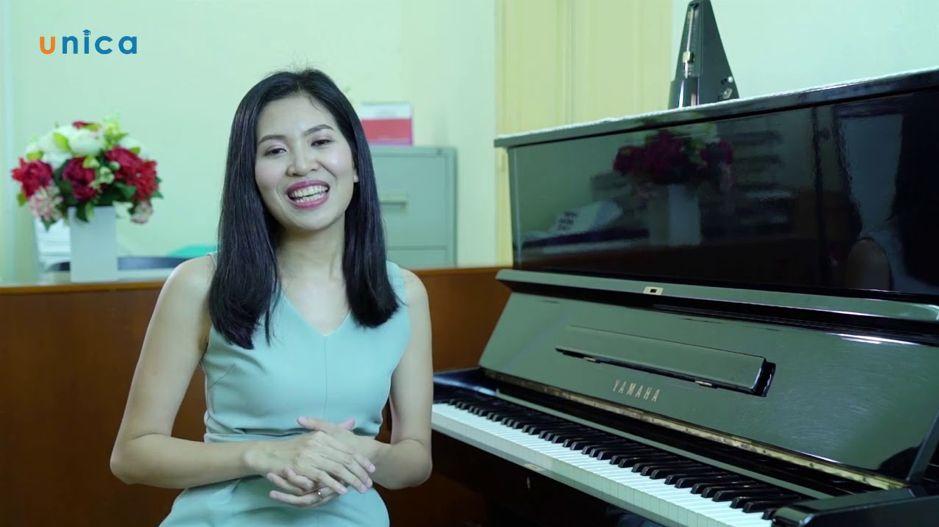 Unica địa chỉ mua khóa học Piano online uy tín, giá rẻ