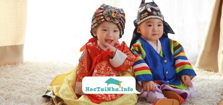Top #6 Khoá Học Tiếng Hàn Online tốt nhất 2020